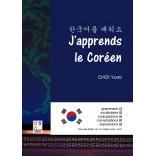"""Manuel """"J'apprends le coréen"""""""